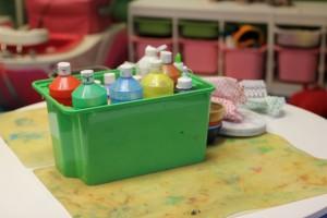 farbki dla dzieci