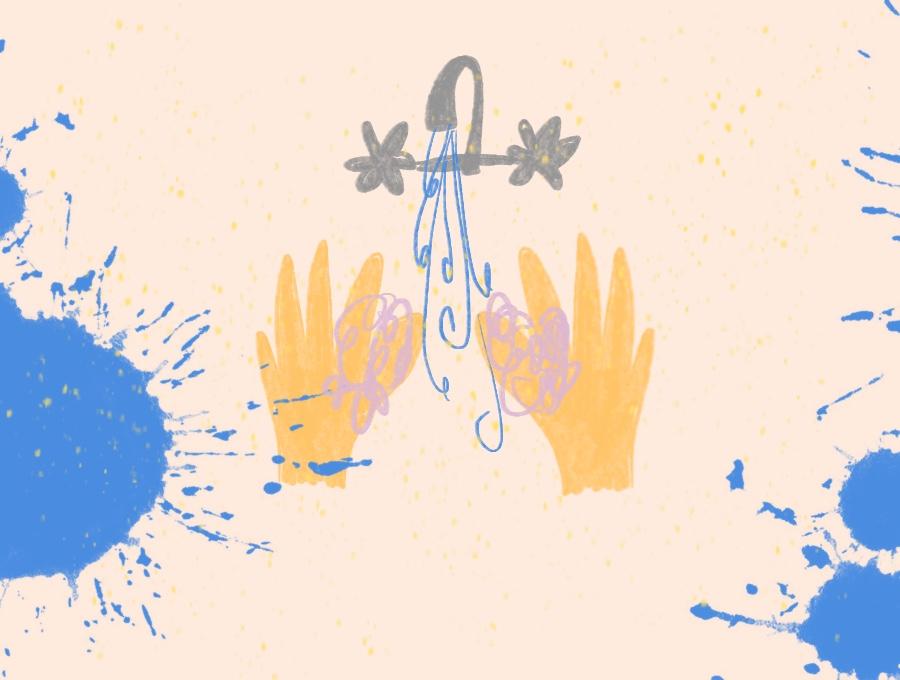 Koronawirus - jak myć ręce?
